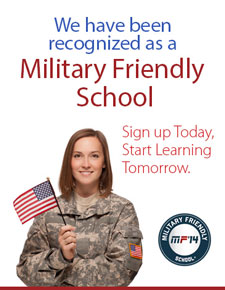 Military Friendly School New Horizons St. Louis